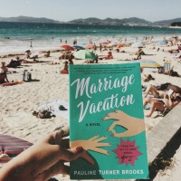Marriage Vacation by Pauline Turner Brooks: when life imitates art