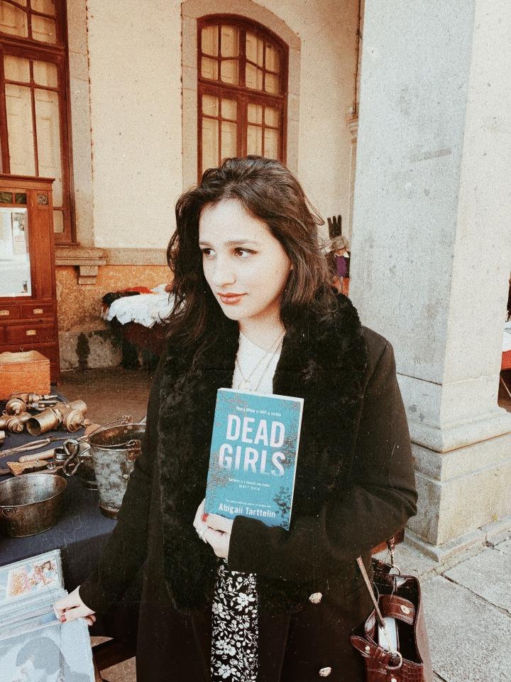 Dead Girls by Abigail Tarttelin: a feministthriller