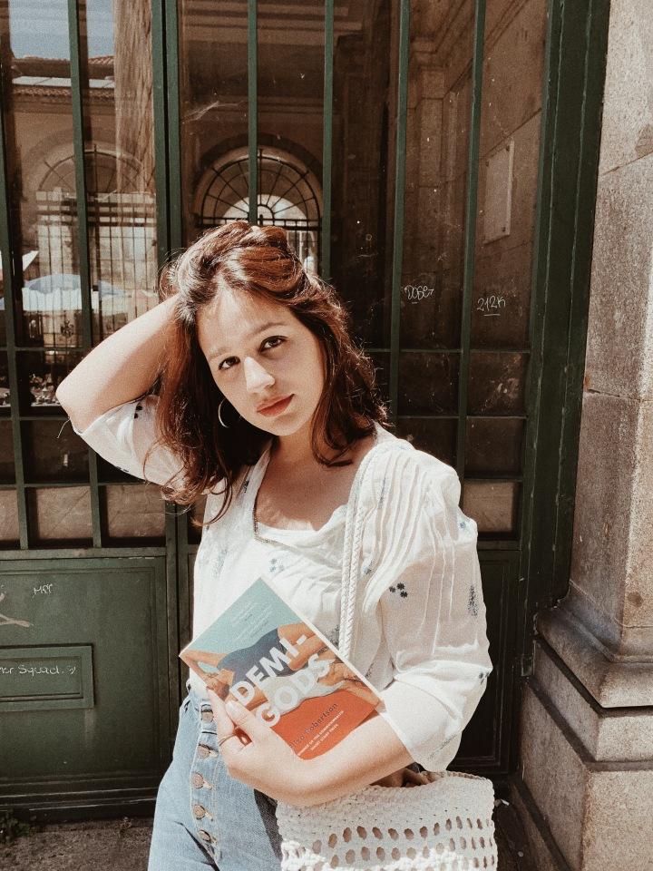 Book Review: Demi-Gods by ElizaRobertson