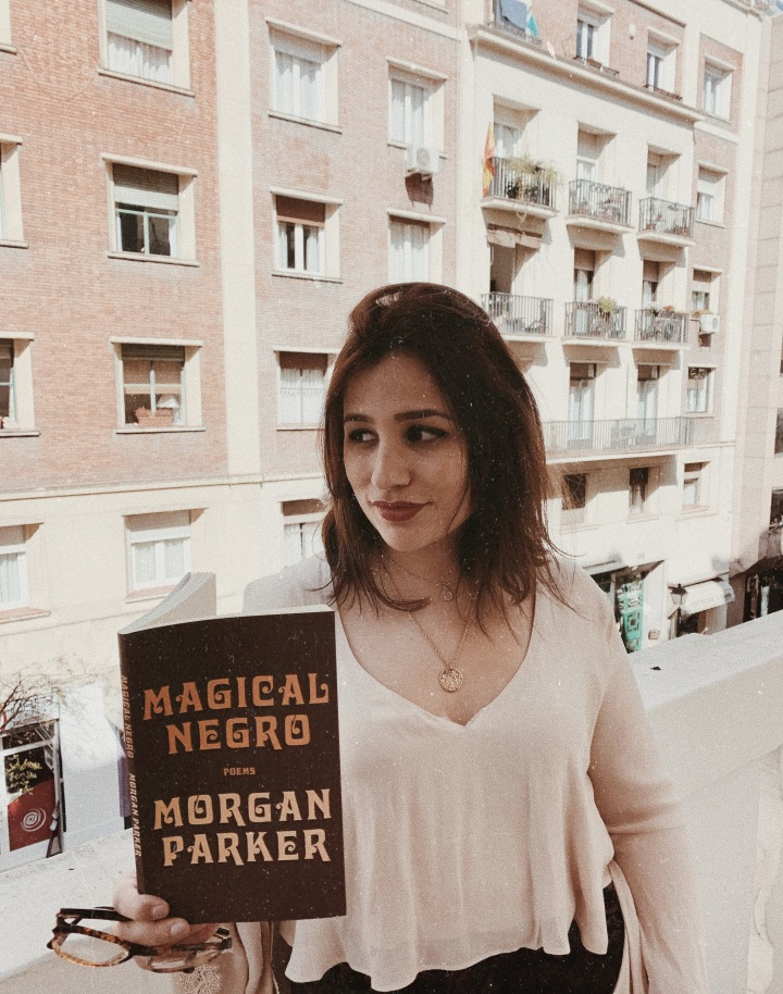 Book review: Magical Negro by Morgan Parker